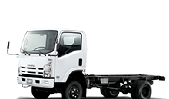 ISUZU ELF NPS 75 4×4