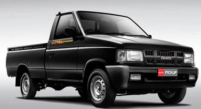 Informasi Pricelist Isuzu Pick Up